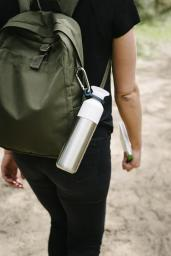 Bottle with carrier